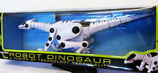 Robot Dinosaur Walking and Flashing Eyes with Real Sound Battery Operated Toy UK