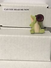 """Can You Hear Me Now� Pocket Dragons Hummel Goebel Collectibles No Box"