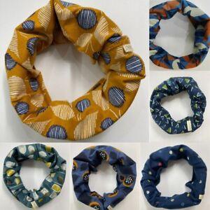 Neu Ex Seasalt Organische Baumwolle Schal Gesicht Hülle Handyband IN 20 Stile