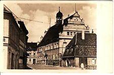 Schmiedeberg AK 1957 Rathaus Dippoldiswalde Sachsen 1503689