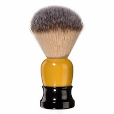 Orange + Black Classic Shaving Brush by Fine Accoutrements (20mm Shave  Brush)