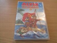 DVD - ALVIN ET LES CHIPMUNKS 3 - ZONE 2