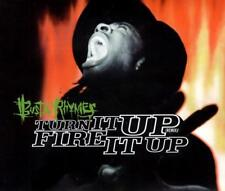 Busta Rhymes - Turn It Up (Remix) / Fire It Up (4 trk CD / 1998)