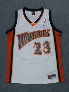 NBA Golden State Warriors Jason Richardson Nike Swingman Jersey Mans Sz M