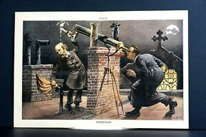 Henry George Theories 1887 McGLYNN CLERGY TELESCOPE ASTRONOMY NEWTON DECEPTION