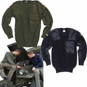3XL Original Bundeswehr Pullover 46-58 56 ,Oliv