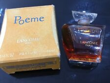 Lancome Poems MINI 4ml Parfum  FOR WOMEN In Box