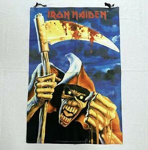 IRON MAIDEN 1994 poster flag
