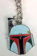 Boba Fett Star Wars Science Fiction Movie Series - Uk Imported Keychain Keyring