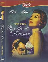 Magnificent Obsession (1954) Jane Wyman / Rock Hudson DVD NEW *FAST SHIPPING*