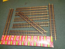 LGB, in box 1060 8pcs 2FT BRASS STRAIGHT TRACK, G scale, JA