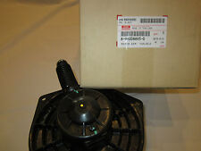 Isuzu DMax 2008-11 Heater / Blower motor GENUINE BRAND NEW