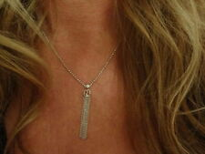 Excellent VVS1 Fine Diamond Necklaces & Pendants