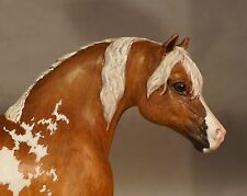 Custom /CM Breyer Horse Model - Welsh Pony Mare x B. Morgan