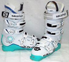 Salomon X-Max 90 Used Women's Ski Boots Size 26.5 #632495