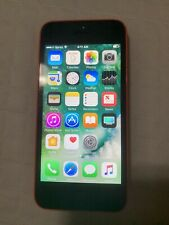 Apple iPhone 5c - 32GB - Pink (Sprint) A1456 (CDMA + GSM)