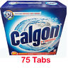 Calgon 3 in 1 Powerball Tablets 75 Pack, Protect from Limescale, Dirt & Odours