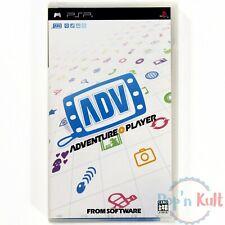 Jeu Adventure Player [JAP] sur PlayStation Portable / PSP NEUF sous Blister