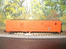 CON-COR N SCALE #001-148209-2 50ft REEFER AMERICAN REFRIGERATOR TRANSIT #2520
