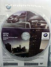 BMW Navi Update High 2019 Road Map Navigations DVD1 MK4