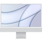 """Apple 24"""" iMac w/ Retina 4.5K Display M1 8GB Memory 256GB SSD Silver MGTF3LL/A"""