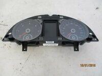 Tachometer Kombiinstrument Tacho Kombiinstrument MPH KMH VW  PASSAT B7 (362) 2.0