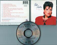 Patti Austin CD THE REAL ME ©USA 1988 Funk Soul 925 696-2 near mint condition