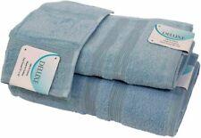 SILVERFEVER Delux Hotel Bath & Spa, Turkish Towel 100% Cotton Towel Set for...