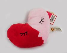 Plush & Company San Valentino Peluche Cuore Rosso e Rosa