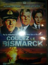 DVD COULEZ LE BISMARCK avec Kenneth MORE, Dana WYNTER