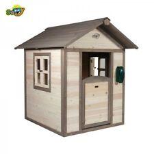 Casetta Legno Sunny Lodge Finestre Porta Apribili Arredo Giardino Gioco Bambini