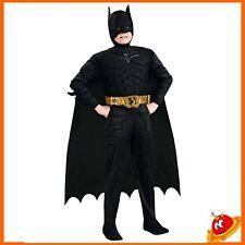 Costume Carnevale Ragazzo  Bambino Batman The Dark Knight Tg 5-10 anni