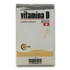 Swiss Professional SWISS VITAMINA D3 GOCCE 31ML