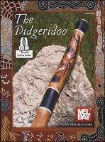 The Didgeridoo Sheet Music Book with Audio Learn How To Play Method