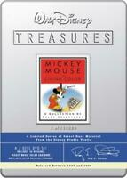 Mickey Mouse In Living Color: Walt Disney Treasures Limited Edition Tin N&S Neuf