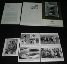 Originl IN GOD'S HANDS Press Kit SHANE DORIAN Matt George MATTY LIU Shaun Tomson