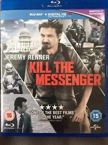 Kill the Messenger DVD (2015) Jeremy Renner, Cuesta (DIR) cert 15