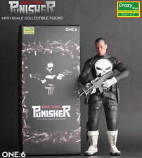 CRAZY TOYS MARVEL COMICS THE PUNISHER 1/6TH SCALE COLLECTIBLE ACTION FIGURE TOY