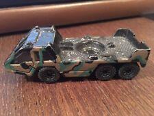 Car~Matchbox Military Transporter Vehicle