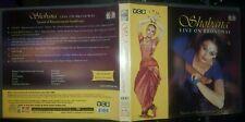 Shobana Live Broadway VCD Bharatnatyam Redefined 2004 FAST FROM USA SHIPPING