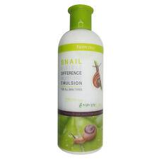 [FARMSTAY] Snail Visible Difference Moisture Emulsion 350ml - Korea Cosmetics