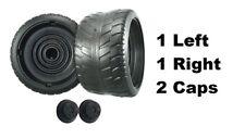 Power Wheels Cadillac Escalade 2 Tires 1 Left & 1 Right G3740-2409 G3740-2419
