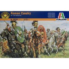 KIT ITALERI 1:72 ROMAN CAVALRY 1ST-2ND CENTURY BC CAVALLERIA ROMANA  ART 6028