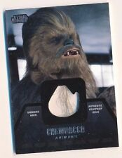 Topps Star Wars Jedi Legacy Relic Card Chewbacca Hair CR-2