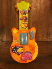 2006 Fisher-Price Backyardigans Guitar Sing 'N Strum Toy Musical Instrument
