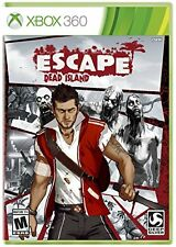 NEW - Escape Dead Island - Xbox 360