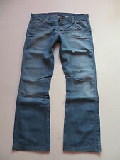 Wrangler shatkey bootcut jeans pantalon, W 36 (38)/L 32, vintage X-Low Denim, RAR!