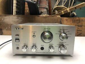 TEAC A-300 MkII Integrated Stereo Amplifier Mini HiFi Separate 2004