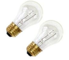 (2) Westinghouse 15 Watt, 130 Volt Clear Incand A15 Light Bulb 100 Lumen 2500 Hr