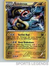 2012 pokemon Dark Explorers reverse rare Eelektross 47/108